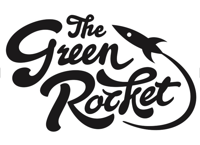 The_Green_Rocket_Cafe_logo