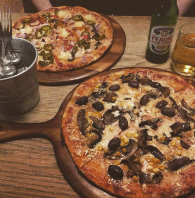 Planet Pizza Vegan Bristol