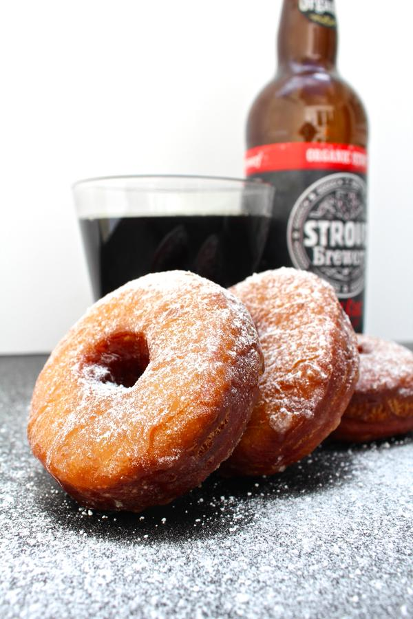 stout glazed #donuts