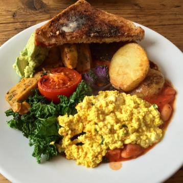 wise beans breakfast stokes croft bristol vegan