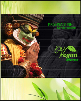 krishnas new menu