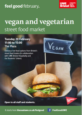 uwe vegan street food