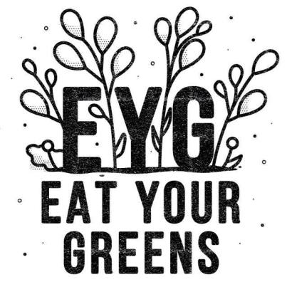 eat your greens logo