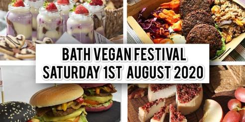 bath vegan festival aug 2020