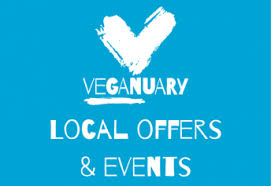veganuary 2020 events and offers
